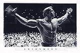 Arnold Schwarzenegger/Mr Olympia Poster Drucken (91,44 x