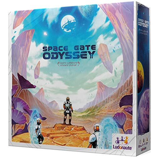 Asmodee Space Gate Odyssey, Farbe (LUSGO01SP), Modelle