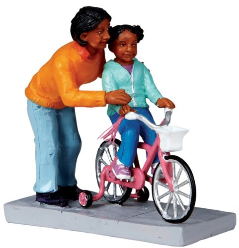 Lemax Village Collection Mom Lends a Helping Hand Christmas Figurine #02759 Alabama