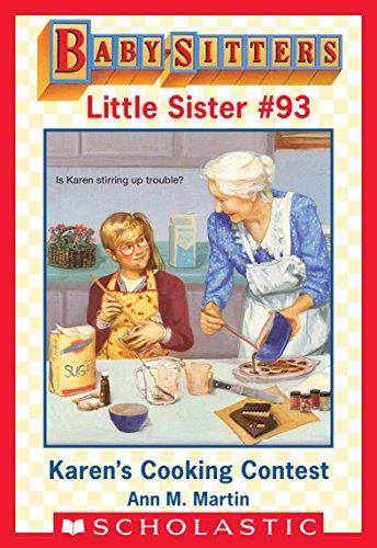 Karen's Cooking Contest (Baby-Sitters Little Sister #93)