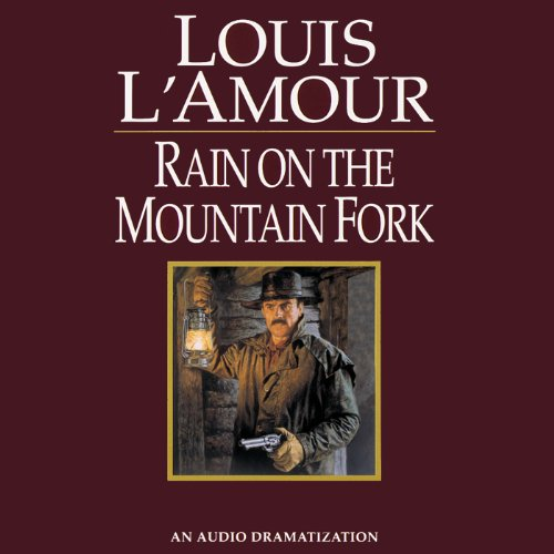 Rain on the Mountain Fork audiobook cover art