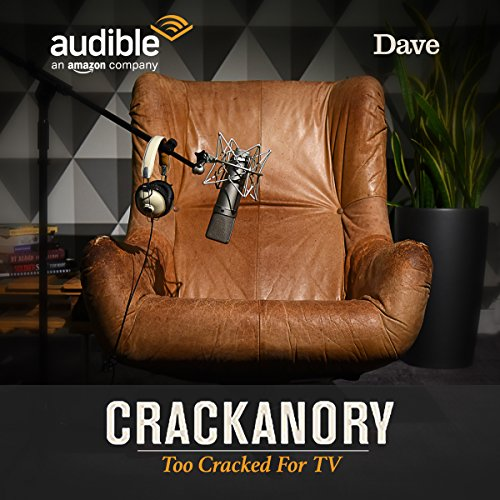 FREE: Crackanory Too Cracked for TV - exclusive to Audible cover art