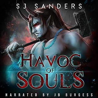 Page de couverture de Havoc of Souls