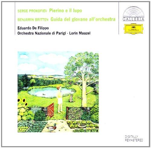 Pierino E Il Lupo Op.67 (Narrato Da Eduardo De Filippo)
