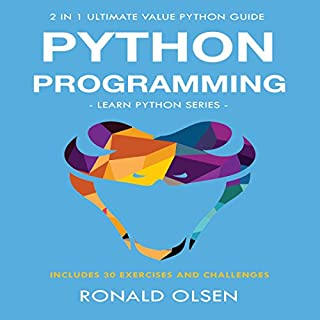 Python Programming: 2-in-1 Ultimate Value Python Guide: Learn Python Series audiobook cover art