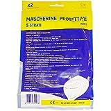 Immagine 1 ffp2 kn95 20 mascherine efficienza