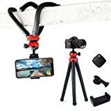 Best Flexible Tripod For Cell Phones - Flexible and Sturdy Phone Tripod 12 Inch Mini Review