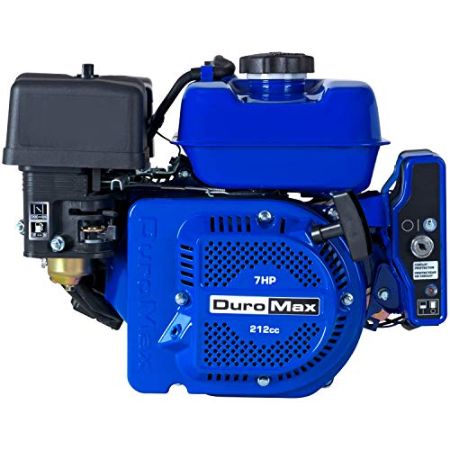 DuroMax XP7HPE 7HP Electric/Recoil Start Engine
