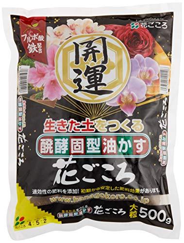 www.tiendairunbonsai.com Hanagokoro grano grueso 500G