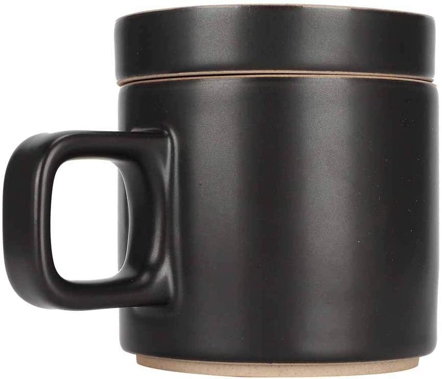YYQTGG Black Coffee Mug New product!! Warmer Outlet sale feature Made of 5V Ceramics Maximum 0 2A