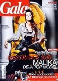 GALA [No 861] du 09/12/2009 - JEAN-PAUL GAULTIER RELOOKE MISS FRANCE 2010 / MALIKA MENARD -ARTHUR SUR SCENE AVEC LE JEUNE PAPA -MODE ACCESSOIRES