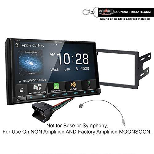 Kenwood Excelon DMX907S Digital Multimedia Receiver +...