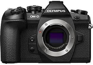 Olympus Mark II Mirrorless Camera Mark II Mirrorless Camera Body Only, Black (E-M1)