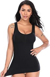 Bottes femme noires Prusse Imprimé à Bretelles Sans Manches Cami Mini robe
