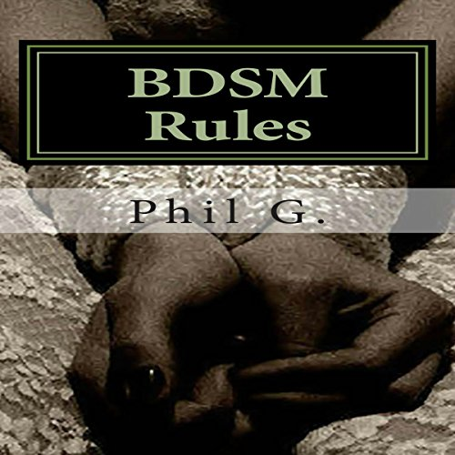 BDSM Rules audiobook cover art
