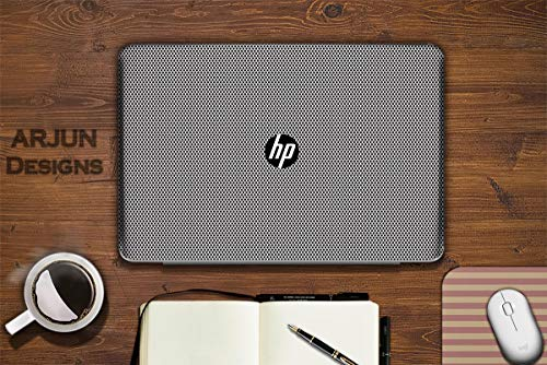 """Arjun Designs Abstract Laptop Skin Compatible for HP 15.6"""" Laptops (Customizable)"""
