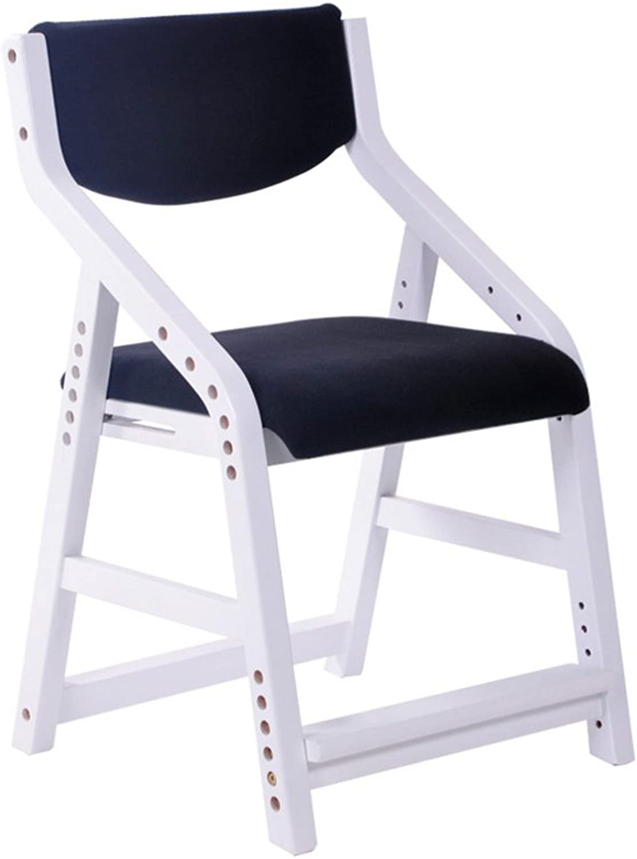 comprar barato GXJ-stool GXJ-stool GXJ-stool Vanity Chair, marrón, blancoo Patas de Madera Maciza Tela Negro Resistente al Desgaste Sala de té cafetería sillón (Color   blanco)  hasta un 60% de descuento
