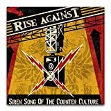Rise Against S Albumcover – Sirene Song of The Theke