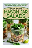 Mason jar meals and salads in this recipe book. Click for details.