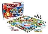 Les Pokémons les plus célèbres et les plus puissants se sont regroupés sur le plateau du Monopoly. Dès 8 ans. À partir de 2 joueurs. Inclus 6 pions en métal à l'effigie de vos Pokemon préférés. Cette fois-ci, votre mission est double : attrapez-les e...