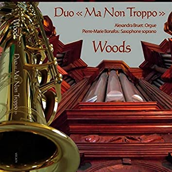 Woods (Music for Organ and Soprano Saxophone)