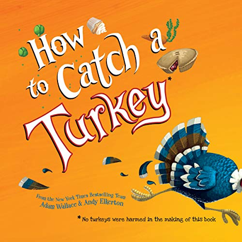 How to Catch a Turkey audiobook cover art