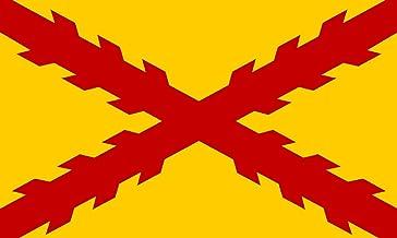 Amazon.es: bandera cruz de borgoña