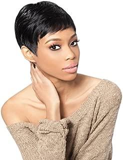 TARA 1-2-3 27PCS (1B Off Black) - OUTRE VELVET HUMAN HAIR WEAVE EXTENSION