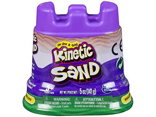 Kinetic Sand Contenedor 140 grs Arena Kinética (BIZAK 61921