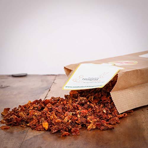 Hitzegrad® Tomatenflocken, 100 g - Ergänzung zum Barf-Menü in Premiumqualität