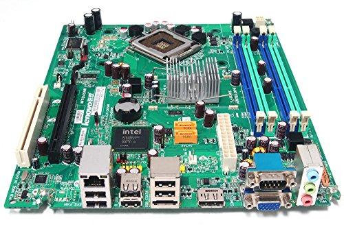 IBM MTQ45NK L-IQ45 Antelope Lenovo Thinkcentre M58 M58p Mainboard FRU 03T7032 (Generalüberholt)
