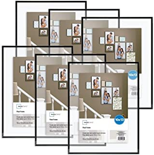 Mainstays 10x13 Flex Float Frame, Set of 6