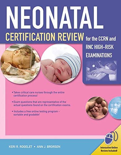 Neonatal Certification Review for the CCRN and RNC High Risk Examinations product image