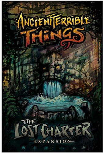 Ancient Terrible Things : The Lost Chapter