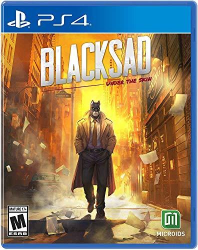 Blacksad: Under The Skin Limited Edition for PlayStation 4 [USA]