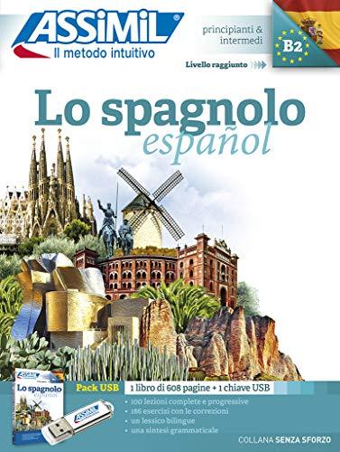 Lo spagnolo. Con USB formato MP3