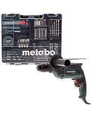 Metabo 600671870 SBE 650 Slagboormachine met 55-delige accessoireset, W, 230 V, stuk
