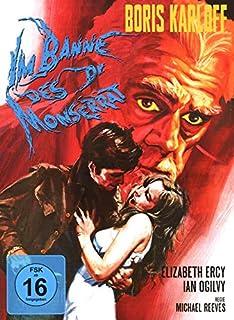 Im Banne des Dr. Monserrat - Mediabook - Cover A -Limited Edition auf 450 Stück [Blu-ray]