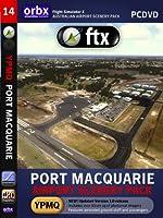 Orbx ftx Port Macquarie YPMQ(輸入版)