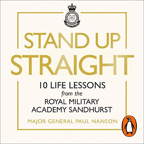 Stand Up Straight Titelbild