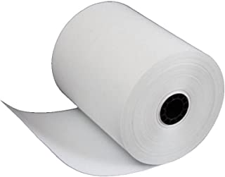 WinMac Printer`s 3-1/8 x 230 Thermal Receipt Paper for POS Cash Register 50 Rolls BPA Free