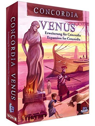 Concordia Venus - Erweiterung (deutsch/engl.)