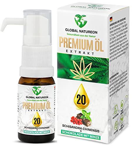 GLOBAL NATUREON® PREMIUM ÖL 20 (10 ml)...