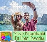 Puzzle Personalizado Con Tu Foto Favorita 1000 Piezas. Imagen Regalo Original Con Foto Personalizados Rompecabezas (50 X 75 Cm)
