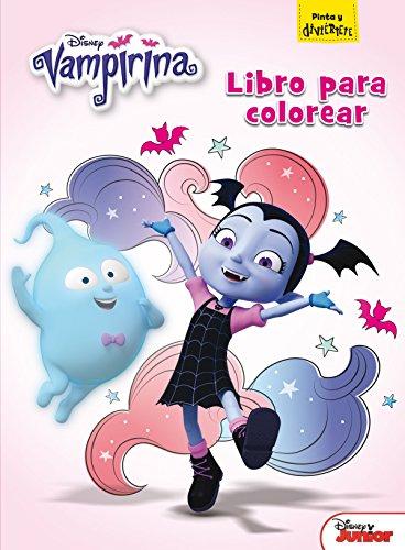 Vampirina. Libro para colorear (Disney. Vampirina)