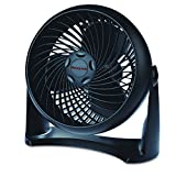 8 box fan - Honeywell HT-900 TurboForce Air Circulator Fan Black