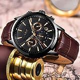 Zoom IMG-2 lige orologio uomo moda casual