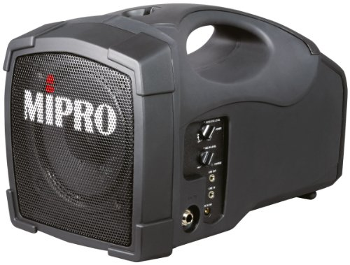 MIPRO Altavoz + Micrófono MA-101C + GARANTÍA 2 AÑOS