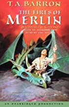The Fires of Merlin: The Lost Years of Merlin, Book Three