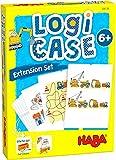 HABA 306126 - LogiCASE Set de Ampliación – Obras, Juego Educativo. Más 6 años